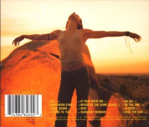 Bild 2: Melanie C, Nothern star (1999; 12 tracks)