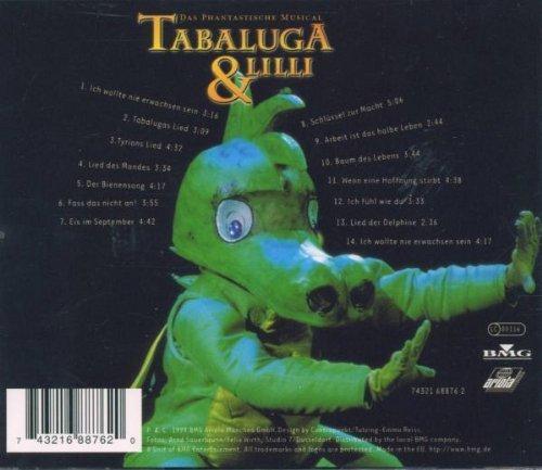 Фото 2: Peter Maffay, Tabaluga & Lilli-Musical (by Theatro Centro Oberhausen, 1999)