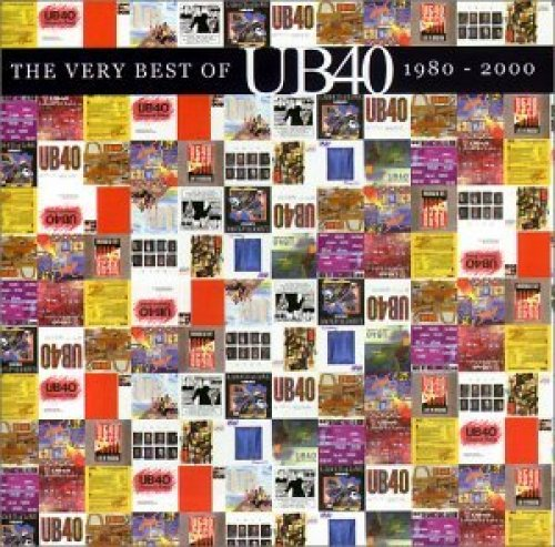 Bild 3: UB 40, Very best of (1980-2000)