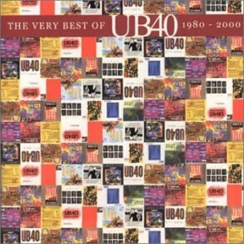 Bild 4: UB 40, Very best of (1980-2000)