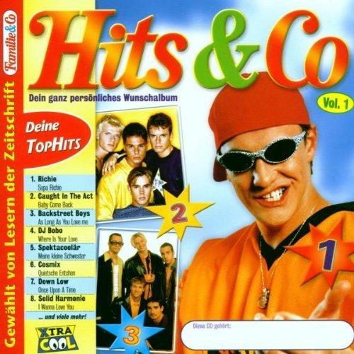 Bild 1: Hits & Co 1, Richie, Caught in the Act, Backstreet Boys, DJ Bobo, Spektacoolär..