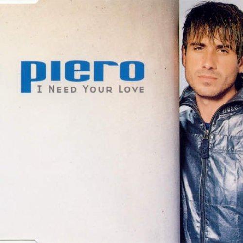 Bild 1: Piero, I need your love (2001)