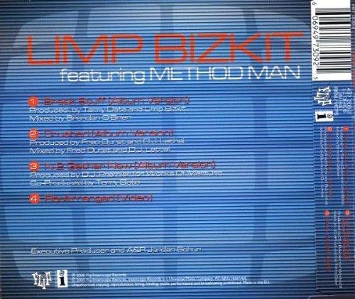Bild 2: Limp Bizkit, N 2 gether now (2000, feat. Method Man)