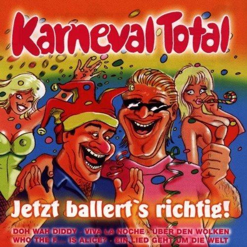 Bild 1: Karneval Total-Jetzt ballert's richtig!, Jürgen Drews, Gottlieb Wendehals, Stefan Raab..
