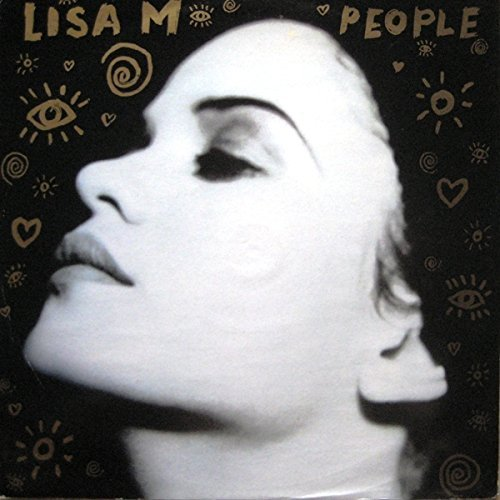 Bild 1: Lisa M., People (4 versions, 1991, UK, incl. Neelee's Rave Mix)