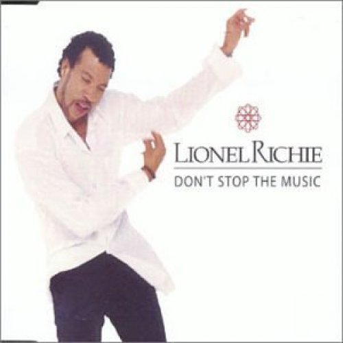 Bild 1: Lionel Richie, Don't stop the music (#5688992, incl. 'Dancing on the ceiling [live at Wembley]')