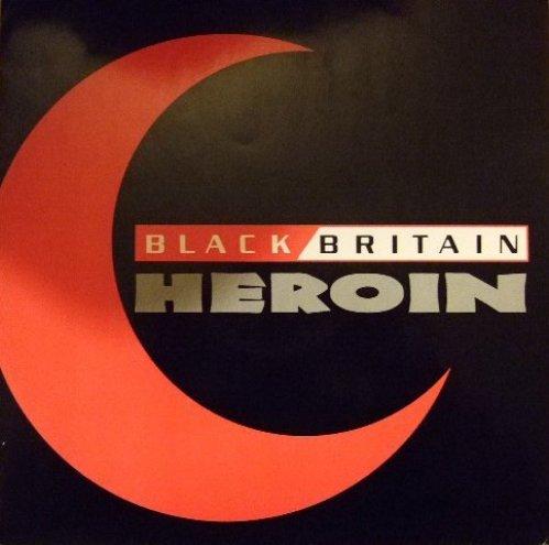 Bild 1: Black Britain, Heroin (1987)