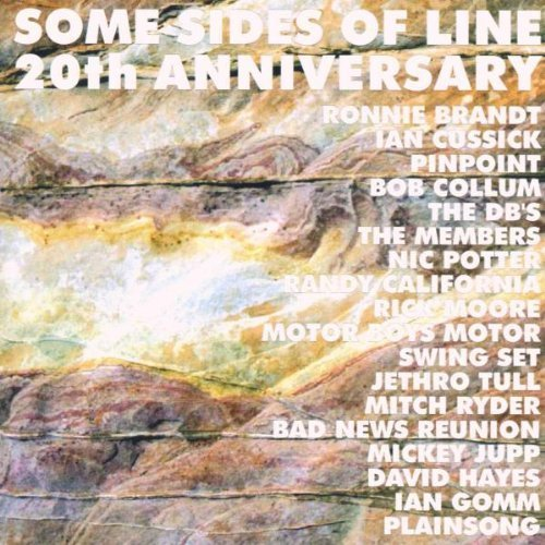 Bild 1: Line-Some Sides of-20th Anniversary (1999), Ronnie Brandt, Ian Cussick, Jethro Tull, Mitch Ryder..