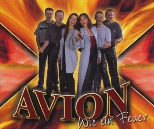 Фото 1: Avion, Wie ein Feuer (2001)