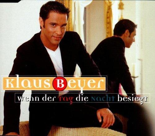 Bild 2: Klaus Beyer, Wenn der Tag die Nacht besiegt (1999)