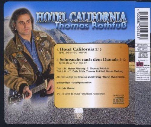 Bild 2: Thomas Rothfuß, Hotel California/Sehnsucht nach dem Damals (2001)