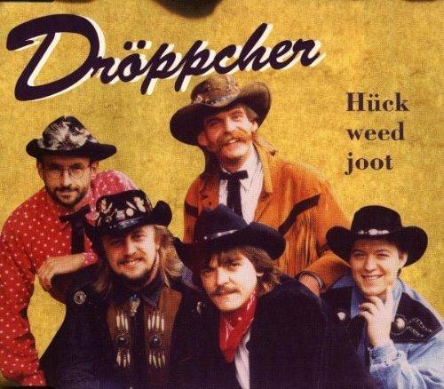 Bild 1: Dröppcher, Hück weed joot (2 tracks, 1995)