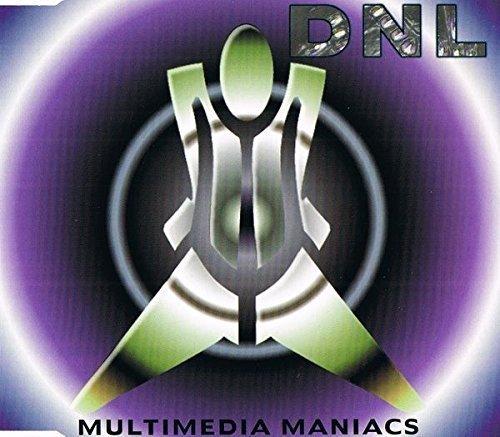 Bild 1: DNL, Multimedia maniacs (4 tracks, 1998)