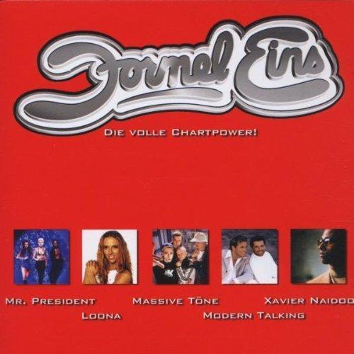 Bild 1: Formel Eins-Die volle Chartpower (1999), Ö La Paloma Boys, Xavier Naidoo, Modern Talking, Spike, Taucher, Loona, Sasha..