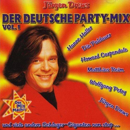 Bild 1: Der Deutsche Party-Mix 1 (1996), Matthias Reim, Paldauer, Vicky Leandros, Jürgen Drews, Marianne Rosenberg..