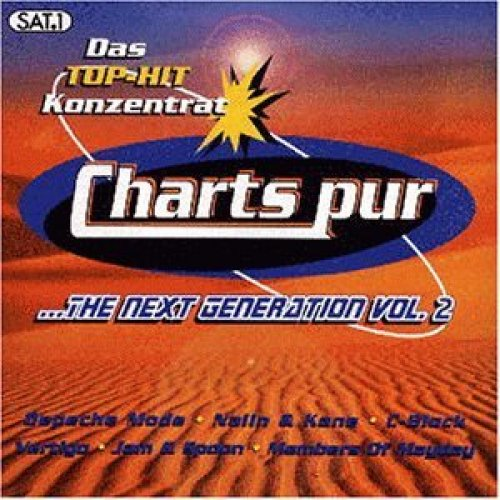 Bild 1: Charts pur-Next Generation 2 (1997), Depeche Mode, Nalin & Kane, C-Block, Jam & Spoon..