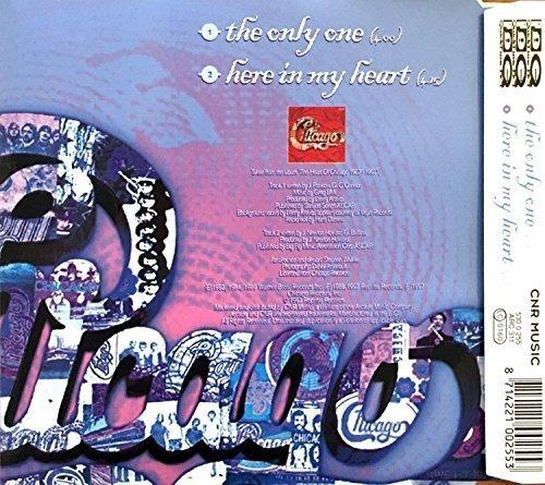 Bild 2: Chicago, Only one (1997; 2 tracks)