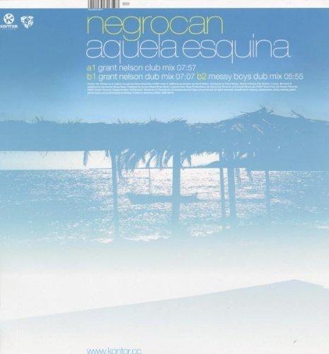 Bild 2: Negrocan, Aquela esquina (Grant Nelson Club, 3 versions, 2001)