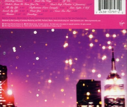 Bild 2: Mariah Carey, Glitter (2001)