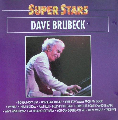 Bild 1: Dave Brubeck, Super stars (14 tracks, 1994, #super045)
