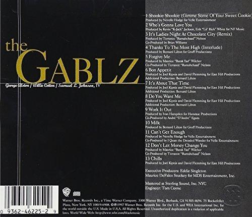 Bild 2: Gablz, Same (1997)