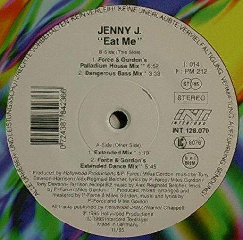 Bild 1: Jenny J, Eat me (1995)