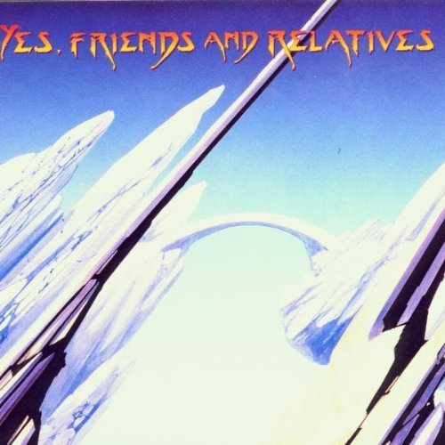 Bild 1: Yes, Friends & relatives (1998)