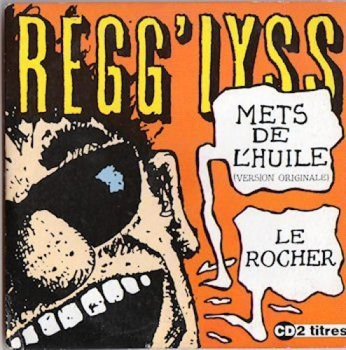 Bild 1: Regg-Lyss, Mets de L'huile (1992; 2 tracks, cardsleeve)
