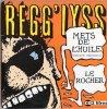 Regg-Lyss, Mets de L'huile (1992; 2 tracks, cardsleeve)