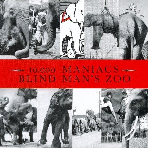 Bild 1: 10,000 Maniacs, Blind man's zoo (1989)