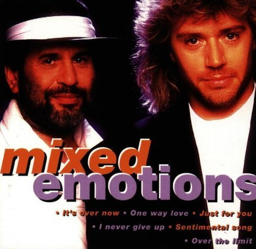 Bild 1: Mixed Emotions, Best of (14 tracks, 1986-88/96)