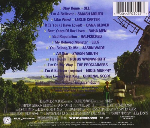 Bild 2: Shrek (2001), Smash Mouth, Self, Leslie Carter, Eels, Dana Glover..