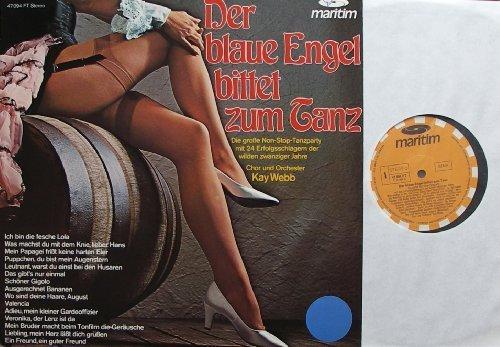 Bild 1: Kay Webb (Orch.), Der blaue Engel bittet zum Tanz
