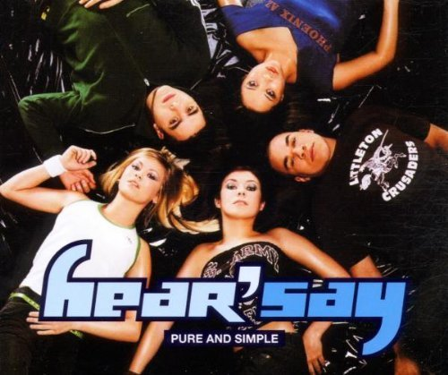 Фото 1: Hear'say, Pure and simple (2001)