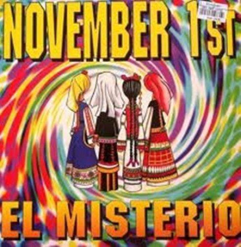 Bild 1: November 1st, El misterio (Italian Mix)