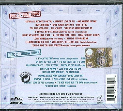 Bild 2: Whitney Houston, Greatest hits (2000)