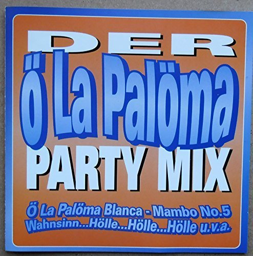 Image 1: Ö La Palöma Party Mix, Lollies, Opus, Smokie, Stars on 45..