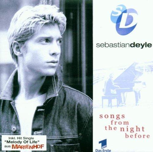 Bild 1: Sebastian Deyle, Songs from the night before (2000)