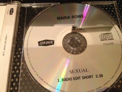 Bild 3: Maria Rowe, Sexual (1997)