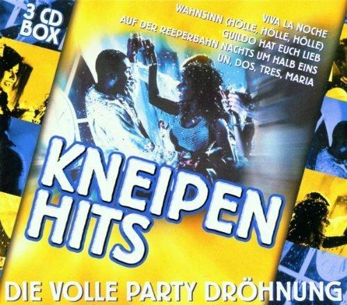 Bild 1: Kneipen Hits-Die volle Party Dröhnung, Cordalis, Lollies, Henry Valentino & Uschi, Oliver Frank, Michael Morgan, Gebrüder Blattschuss..