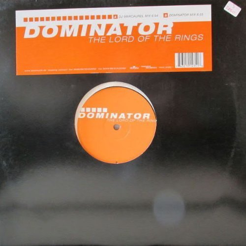 Bild 1: Dominator, Lord of the rings (DJ Marcaurel/Dominator)