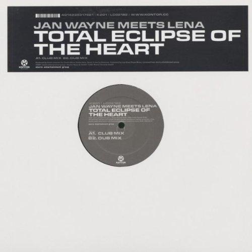 Bild 2: Jan Wayne, Total eclipse of the heart (Club/Dub, 2001, meets Lena)
