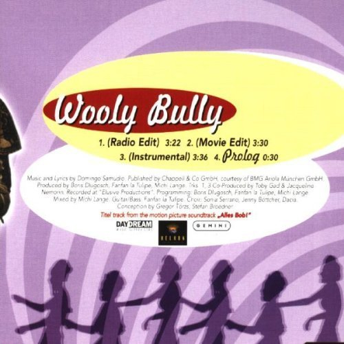 Bild 2: Alles Bob! (1999), Wooly bully (by Bob!)