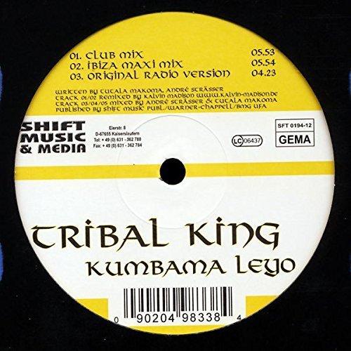 Bild 1: Tribal King, Kumbama leyo (3 versions, #zyx/sft0194)