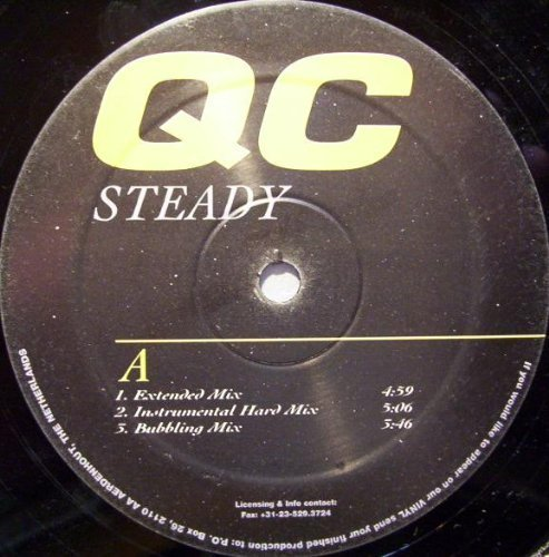 Bild 1: QC, Steady (incl. 5 versions)