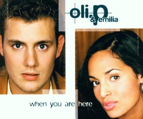 Bild 1: Oli. P, When you are here (2001, & Emilia)