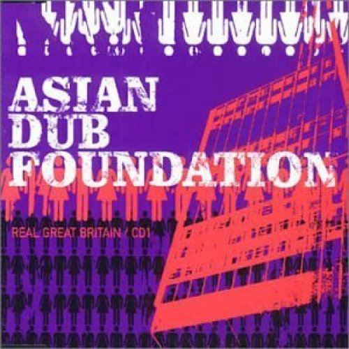 Bild 1: Asian Dub Foundation, Real Great Britain-CD1