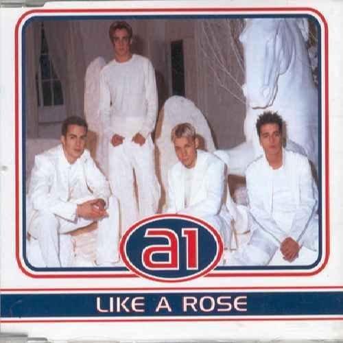 Bild 1: A1, Like a rose (Valentine Mix)