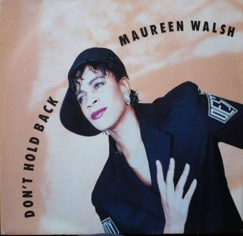 Bild 1: Maureen Walsh, Don't hold me back (Club Vocal/Space, 1990)