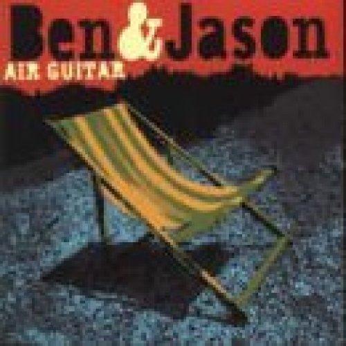 Bild 1: Ben & Jason, Air guitar